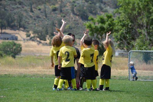 Les bienfaits du sport pour vos enfants.